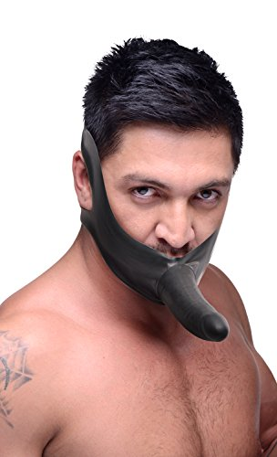 Master Series Face-F Strap On Dildoknebel